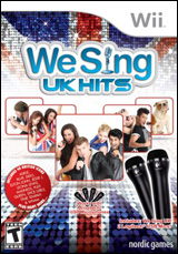 We Sing UK Hits with 2 Microphones