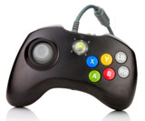 Xbox 360 Versus Fighting Pad Black