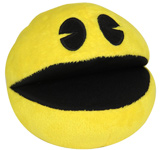 Pac-Man 4 Inch Plush with Sound
