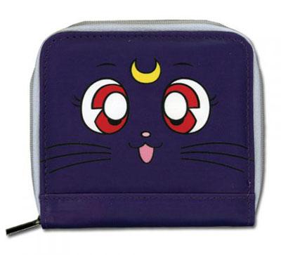Sailor Moon Luna Face Wallet