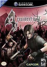 Resident Evil 4 Instruction Manual