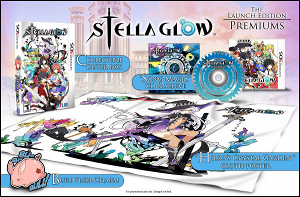 Stella Glow Launch Edition