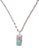 Sword Art Online Teleport Crystal Charm Necklace