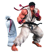 Street Fighter III 3RD Strike Ryu 1/8 Scale PVC Figure