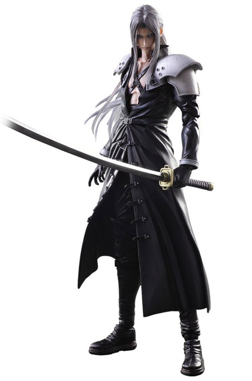 Final Fantasy Play Arts Kai Sephiroth Action Figure