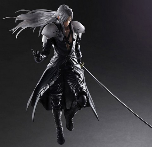 Final Fantasy Play Arts Kai Sephiroth Action Figure 1