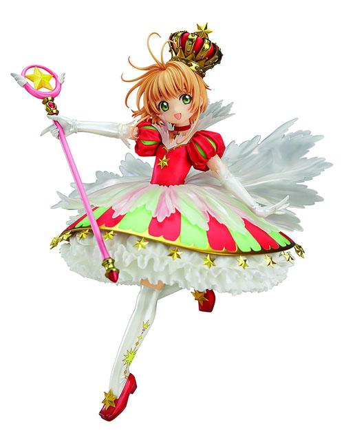 Cardcaptor Sakura Kinomoto 1/7 Scale PVC Figure