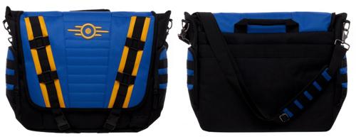 Fallout Vault Tec Messenger Bag