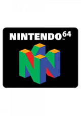 Nintendo 64 Logo Throw Blanket