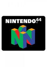 Nintendo 64 Logo Throw Blanket