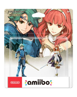 amiibo Alm & Celica 2 Pack Fire Emblem Echoes: Shadows of Valentia