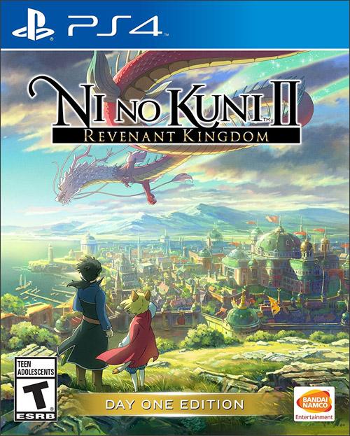 Ni No Kuni II: Revenant Kingdom Day One Edition
