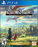 Ni No Kuni II: Revenant Kingdom Day One Edition