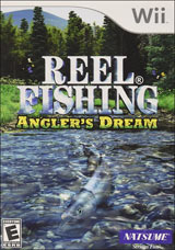 Reel Fishing: Angler's Dream with Fishing Rod