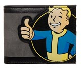 Fallout Vault Boy Thumbs Up Bi-Fold Wallet