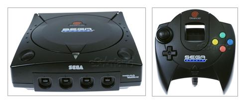 Sega Dreamcast Sports Edition with Black Controller Refurbished additional images