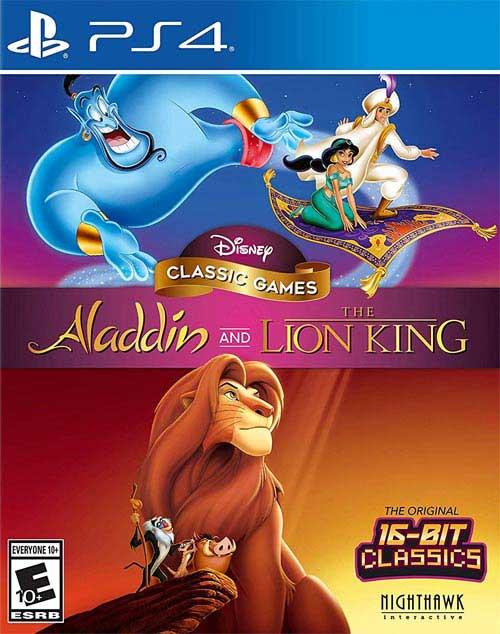 Disney Classic Games: Aladdin & Lion King