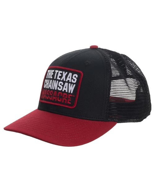 Texas Chainsaw Massacre Logo Trucker Hat