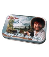 Bob Ross Happy Little Tree Mints