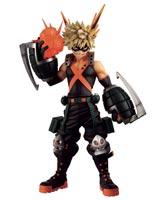My Hero Academia Katsuki Bakugo Dou Let's Begin! Ichiban Figure