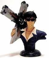 Trigun Wolfwood Resin Bust