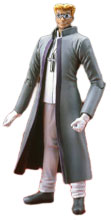 Hellsing Anderson Action Figure