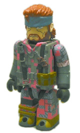 Metal Gear Solid 3: Solid Snake Kubrick