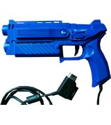 PlayStation & Sega Saturn Compatible Light Gun