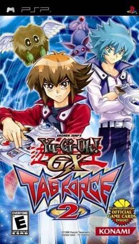 Yu Gi Oh!: GX Tag Force 2