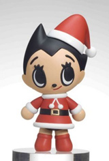 Tezuka Moderno Labo Atom Santa Figure