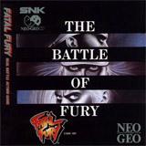 Fatal Fury Neo Geo CD