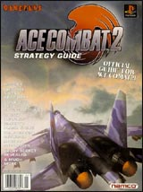 Ace Combat 2 Official Strategy Guide Book