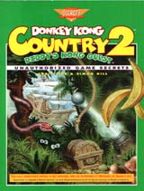 Donkey Kong Country 2 Unauthorized Game Secrets