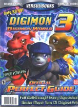 Digimon World 3 Official Perfect Guide