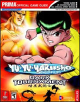 Yu Yu Hakusho Dark Tournament Official Game Guide