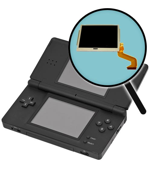 Nintendo DS Lite Repairs: Top LCD Screen Replacement Service