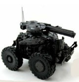 Gears of War 2 Remote Control Centaur Tank