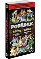 Pokemon Black & White Versions: Official National Pokedex