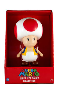 Nintendo 9-inch Toad Figure