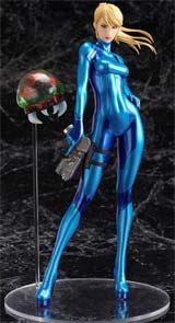 Metroid: Other M Samus Aran