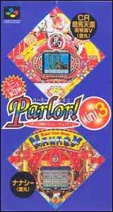 Parlor! Mini 3: Pachinko Jikki Simulation