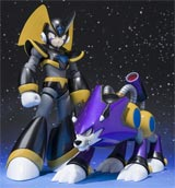 Mega Man: Bass & Treble D-Arts Action Figure