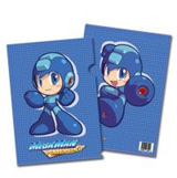 Mega Man Powered Up Mega Man File Folder (Pack of 5)