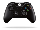 Xbox One Wireless Controller Black Microsoft