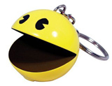 Pac-Man Keychain with Sounds