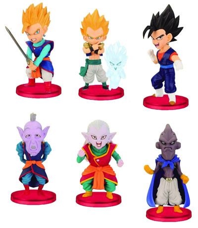 DBZ World Collectible Figure: Episode of Boo Vol 2 Collection