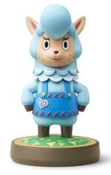 amiibo Cyrus Animal Crossing