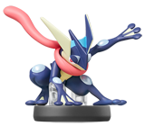 amiibo Greninja Super Smash Bros.