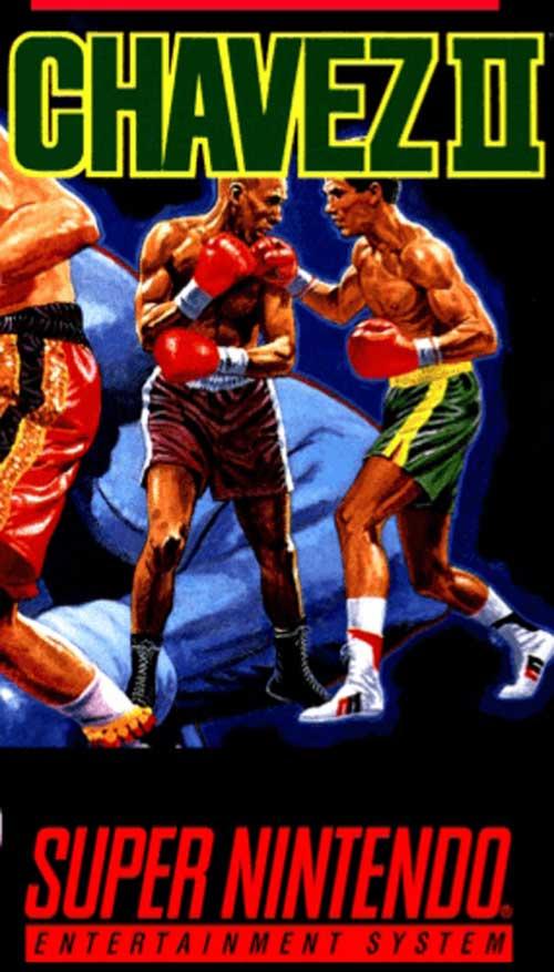 Chavez Boxing 2 (Instruction Manual)