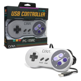 PC/MAC SNES Style CirKa Retro USB Controller